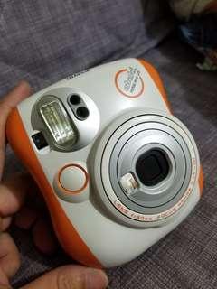 Fujifilm instax mini 25 橙色
