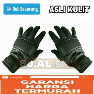 Sarung tangan kulit domba