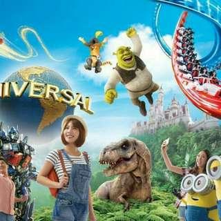 Universal Studio Singapore (USS)