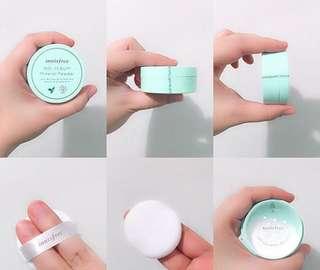 No-sebum powder