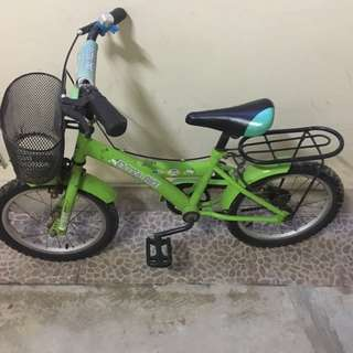 Selling children bicycle for kids 16""