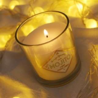 MOJITO LUXURY SCENTED CANDLE 25HOURS BURNING TIME