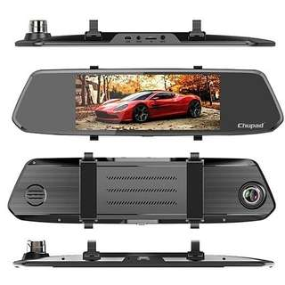 Car dash camera/ dual lens / touch screen