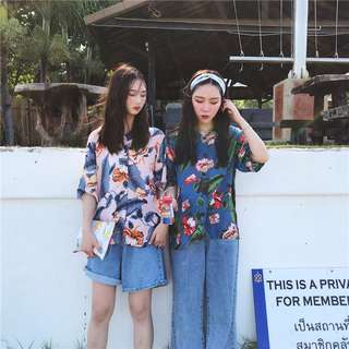 PO / FAV!: Fleur Power Shirt