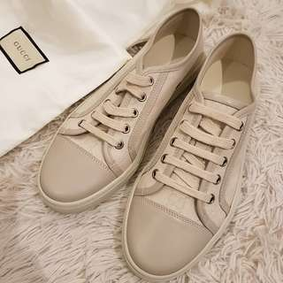 Authentic BNEW Gucci Sneakers Unisex Shoes Size 36 ½