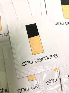 [試用裝] shu uemura the light bulb foundation 粉底 1ml sample