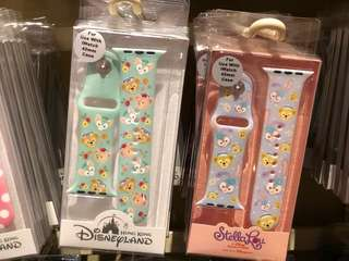 Duffy ShellieMay Gelatoni 錶帶 Disney 迪士尼