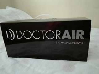DOCTORAIR 3D PILLOW MASSAGER