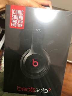 100% new beats solo2