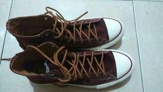 Sepatu convers all star (nego) BU
