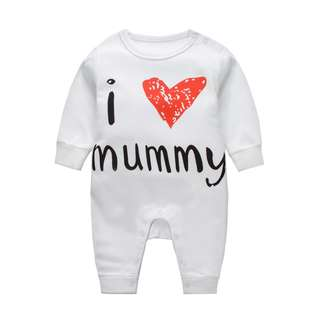 I Love Mummy Jumper