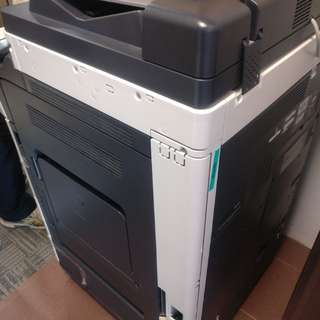 Toshiba copier printer