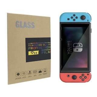 🚚 Nintendo switch tempered glass screen protector