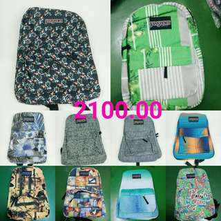 Jansport . BAGPACK UNISEX.