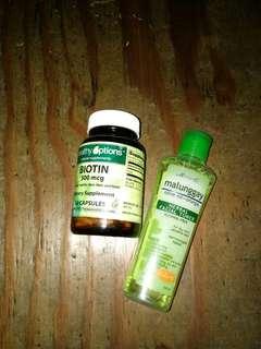 Biotin from Healthy Options X Malunggay toner
