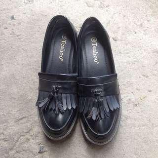 REPRICED!! Korean Oxford Shoes