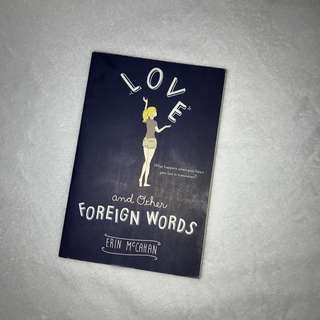 Love and Other Foreign Words (Paperback)