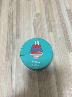 Innisfree No Sebum Mineral Powder 3g