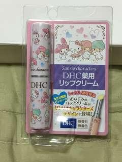 DHC 護唇膏 Kitty三麗鷗聯名限定版