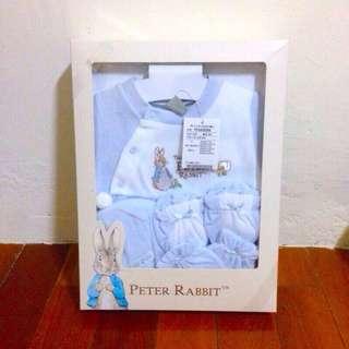 🚚 Kedi 小舖 全新 PETER RABBIT 彼得兔🐰嬰兒衣著服飾 禮盒