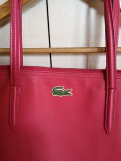 Authentic Lacoste Bag