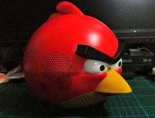 Angry Bird Speaker (Red Bird)