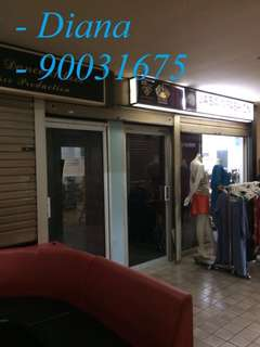 D08. Selegie Rd; Selegie Centre, 313sf; Little India/ Rochor MRT, Can lease as Storage Space, NO AGENT FEE