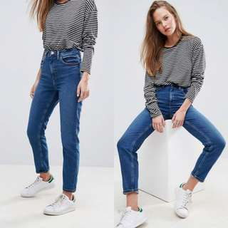 OVS Skinny Fit High Waist Jeans