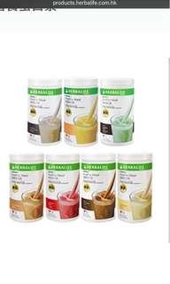 Herbalife康宝萊營養蛋白素二罐(550克)