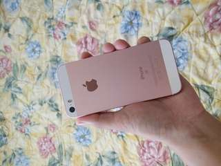 FOR SALE!!! IPHONE SE RUSH!!!