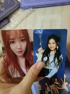 [WTT] GFRIEND OFFICIAL PHOTOCARD