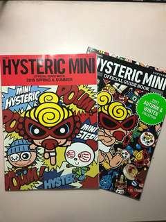 Hysteric Mini 黑超B 奶嘴B 2017/2018 童裝雜誌(每本)