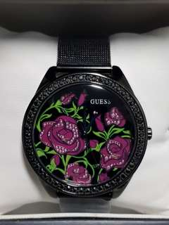 Flora Guess Watch for ladies with mesh strap