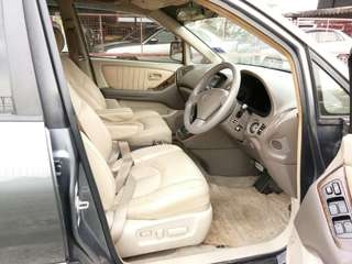 Toyota harrier 3.0