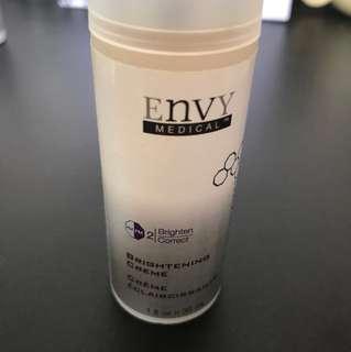 Envy medical brightening cream for AM/PM