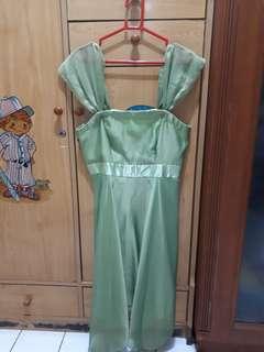 Midi Dress / Gaun Pesta / Resepsi Payet