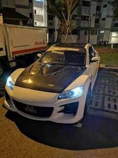 Mazda RX8 1.3 Auto