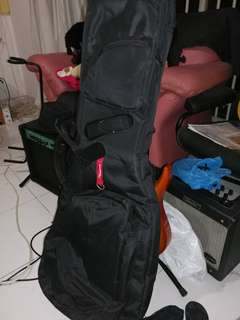Providence heavily padded electric guitar bag
