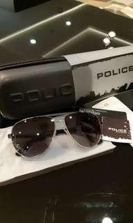 Kacamata Police Mirror 1:1
