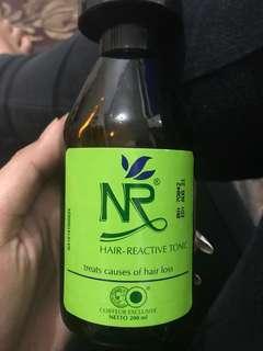 nr hair rective tonic