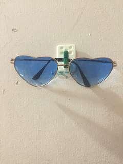 心型太陽眼鏡