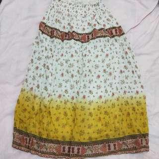🚚 印度風長裙