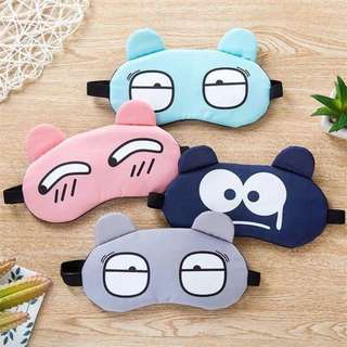 Cute Eye Mask With Removable Ice Pack