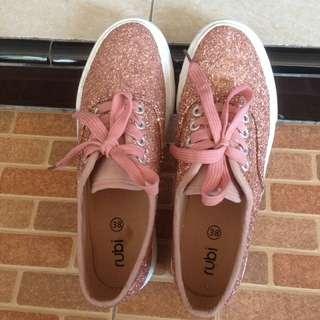 Rubi glitter sneaker