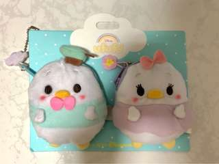 *New* Disney Ufufy coin pouch - Donald and Daisy