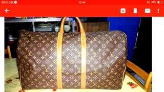 Authentic Vintage Louis Vuitton keepall