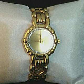 Turun harga! Raymond Weil Gold Plated authentic