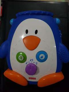 Fisher Price Penguin Toy Discover and Grow