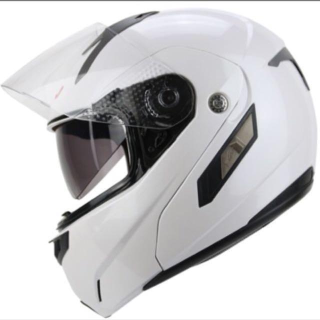 f3e91774 $72 HNJ Modular Open Face Helmet, Motorbikes, Motorbike Apparel on ...