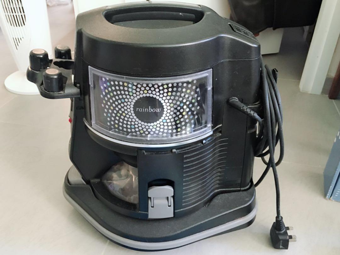 空氣淨化吸塵機